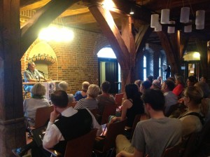 Glockenhaus Book Talk (Click to enlarge)