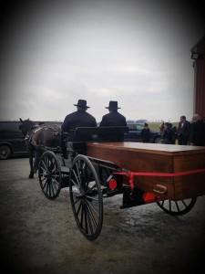 Joseph's last ride